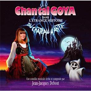 Chantal Goya - L'Etrange Histoire Du Château Hanté