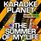 A-Type Player - The summer of my life (karaoke version with background vocals) (originally performed by simon may)