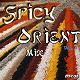El Idrissi Latif / Alabina / Oriental Angel / Miryah / Salim Halali / Dj Carlos Campos / Harem - Spicy orient mix, vol. 1