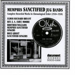 Holy Ghost Sanctified Singers