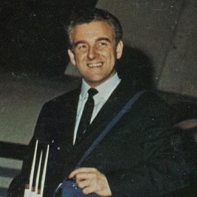 Johnny Keating