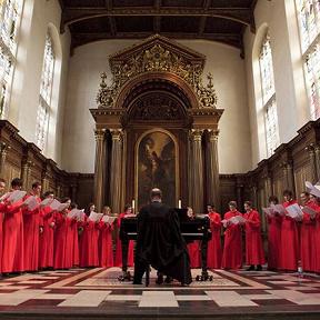 The Choir of Trinity College, Cambridge