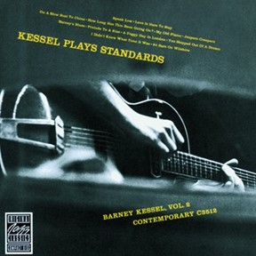 Barney Kessel Plus Big Band