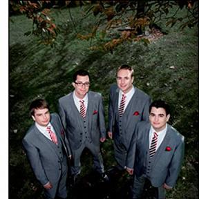 The Great British Barbershop Boys