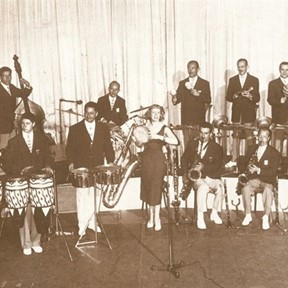 Alix Combelle et Son Orchestre
