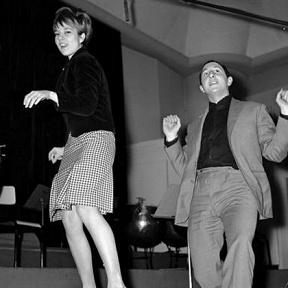 Frankie Jordan & Sylvie Vartan