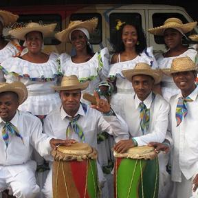 Grupo Canalon de Timbiqui