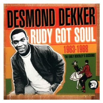 Desmond Dekker The Aces A It Mek Writing On The Wall