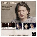 David Fray - Bach: concertos for 2, 3 & 4 pianos