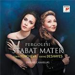 Sonya Yoncheva, Karine Deshayes, Ensemble Amarillis / Karine Deshayes / Ensemble Amarillis / Giovanni Battista Pergolesi - Pergolesi stabat mater