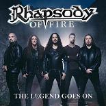 Rhapsody of Fire - The legend goes on