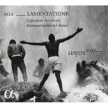 Kammerorchester Basel / Giovanni Antonini - Haydn 2032, vol. 6: lamentatione