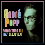 André Popp - Performing all his classics! (remastered)