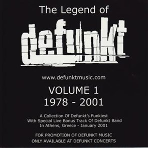 Defunkt - The Legend Continues