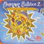 Compilation Summer solstice 2: a windham hill collection avec Angels of Venice / Samite Mulondo / Ledward Kaapana / Lani Hall / Vieux Diop...