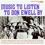 Album Music to listen to don ewell by de Don Ewell