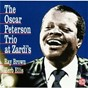 Album The oscar peterson trio at zardi's de Oscar Peterson