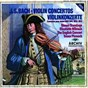 Album Bach, J.S.: violin concertos BWV 1041 & 1042; double concerto BWV 1043 de The English Concert / Simon Standage / Trevor Pinnock / Elizabeth Wilcock / Jean-Sébastien Bach