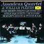 Album Schubert: string quintet d 956 / mozart, w.a.: adagio & fugue k.456 de Amadeus Quartet