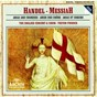 Album Handel: messiah - arias and choruses de Michael Chance / John Tomlinson / Arleen Augér / Trevor Pinnock / Howard Crook...