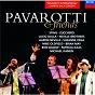 Album Pavarotti & Friends de Brian May / Luciano Pavarotti / Aaron Neville / Mike Oldfield / Bob Geldof...
