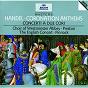 Album Handel: coronation anthems; concerti a due cori de The Choir of Westminster Abbey / The English Concert / Trevor Pinnock / Simon Preston / Georg Friedrich Haendel