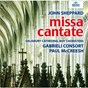 Album John Sheppard: Missa Cantate de Salisbury Cathedral Choir / Paul Mccreesh / Gabrieli Consort / John Sheppard