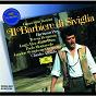 Album Rossini: il barbiere DI siviglia (2 CDS) de Claudio Abbado / Teresa Berganza / Hermann Prey / Luigi Alva / The London Symphony Orchestra...