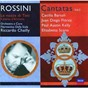 Album Rossini: cantatas vol.2 de Paul Austin Kelly / Orchestra Filarmonica Della Scala / Elisabetta Scano / Cécilia Bartoli / Juan Diego Flórez...