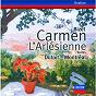Album Bizet: carmen suites 1 & 2; l'arlésienne suites 1 & 2 de Charles Dutoit / Orchestre Symphonique de Montréal