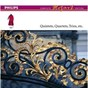 Album Mozart: the quintets & quartets for strings & wind (complete mozart edition) de Academy of St Martin In the Fields Chamber Ensemble / Grumiaux Trio