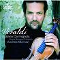 Album Vivaldi: violin concertos, R. 331, 217, 190, 325 & 303 de Venice Baroque Orchestra / Giuliano Carmignola / Andréa Marcon / Antonio Vivaldi