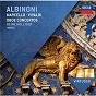 Album Albinoni, marcello & vivaldi: oboe concertos de Alessandro Marcello / I Musici / Heinz Holliger / Tomaso Albinoni / Antonio Vivaldi