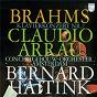 Album Brahms: piano concerto no.2 de Bernard Haitink / Claudio Arrau / The Amsterdam Concertgebouw Orchestra / Johannes Brahms