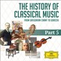 Compilation The history of classical music - part 5 - from sibelius to górecki avec Anton von Webern / Steve Reich / John Adams / Philip Glass / Jean Sibelius...