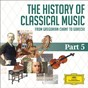 Compilation The History Of Classical Music - Part 5 - From Sibelius To Górecki avec Joanna Koslowska / Steve Reich / John Adams / Philip Glass / Jean Sibelius...
