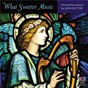 Compilation What sweeter music: choral favourites by john rutter avec George Ratcliffe Woodward / John Rutter / Psalms / The Cambridge Singers / City of London Sinfonia...
