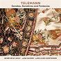 Album Telemann: sonatas, sonatinas and fantasias de Genevieve Lacey / Lars Ulrik Mortensen / Jane Gower / Georges Philipp Telemann