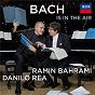 """Album Improvisation on """"jesus bleibet meine freude, bwv 147"""" de Ramin Bahrami / Danilo Rea"""