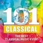 Compilation 101 classical: the best classical music ever! avec Elisabeth Wallfisch / Ludwig van Beethoven / Edward Grieg / Jules Massenet / W.A. Mozart...
