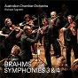 Album Brahms ? symphony no. 4 in e minor, op. 98: 2. andante moderato (live) de Australian Chamber Orchestra / Richard Tognetti