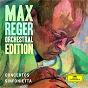 Compilation Max reger - orchestral edition - concertos, sinfonietta avec Gerhard Oppitz / Bamberg Symphony Orchestra / Horst Stein / Walter Forchert / Marie Luise Neunecker