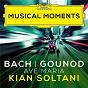 Album J.S. Bach, Gounod: Ave Maria (Musical Moments) de Aaron Pilsan / Kian Soltani