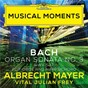 Album J.S. Bach: Organ Sonata No. 3 in D Minor, BWV 527 (Adapt. for Oboe and Harpsichord by Mayer and Frey) (Musical Moments) de Albrecht Mayer / Vital Julian Frey