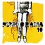 Compilation Punk-o-rama 10 avec Millencolin / Matchbook Romance / The Matches / From First To Last / Francis Sage...