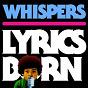 Album Whispers de Lyrics Born