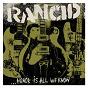 Album ...honor is all we know de Rancid