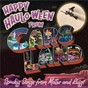 Album Happy haul-o-ween from cars land: spooky songs from mater and luigi de Larry the Cable Guy / Tony Shalhoub