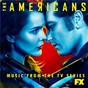 Album The americans (music from the TV series) de Barr Nathan