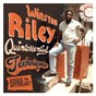 Compilation Reggae Anthology: Winston Riley - Quintessential Techniques avec Conroy Smith / The Techniques / The Sensations / The Shades / Johnny Osbourne...